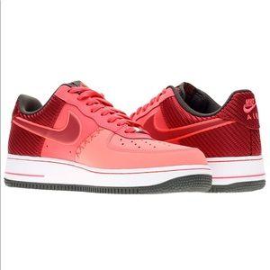 Nike Air Force 1 Mens Basketball Shoes Sz 12